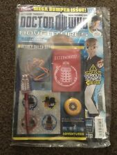 BBC DOCTOR WHO ADVENTURES MAGAZINE Deadly Dalek set issue 215
