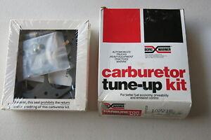 Borg Warner 10721B Carburetor Tune-Up Kit fits Chevrolet, GMC 1976-1985
