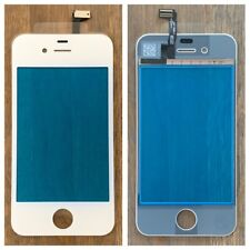 Apple iPhone 4 Digitizer Touch Screen Replacement - White - Part No: 821-0999-A
