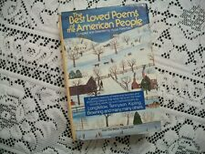 The Best Loved Poems of the American People (Hazel Felleman,Copyright 1936 HCDJ)