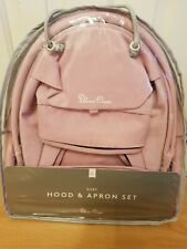 Brand New Silver Cross Vintage Pink Surf Hood & Apron Pram