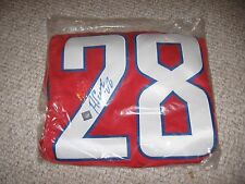 Washington Capitals Alexander Semin Autographed Team Russia Jersey Authenticated