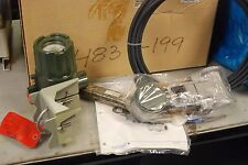 Yokogawa, Yf104 / Yf100 Flow Meter w/ Yva11 0-100Gpm Flow Converter New in Box