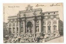 ITALIE , ITALIA , ROMA , FONTANA DI TREVI