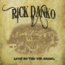 RICK DANKO - LIVE AT THE TIN ANGEL 2CDs (NEW & SEALED) Ex The Band