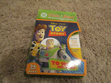 Leap Frog Disney Pixar Toy Story Click Start 3 To 6 Years Pre K