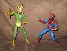 Electro  & Spider-Man - Marvel Universe 4 Inch Tall Action Figure