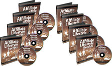 Super Affiliate Marketer Secrets On 8 Videos -  Make Money Selling Other's (CD)
