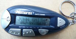 'Memorex' Key ring data bank