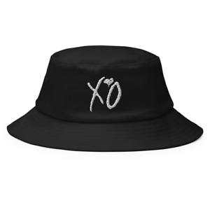 XO BUCKET HAT. THE WEEKND