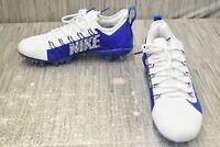 Nike Alpha Huarache 7 Pro Lax CJ0265-102 Lacrosse Cleats, Men's Size 11M, White