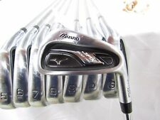 Used RH Mizuno JPX 800 Pro Iron Set 4-GW Dynalite Gold Steel Stiff S Flex