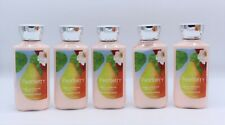Bath & Body Works Pearberry Body Lotion 8 oz Lot of 5