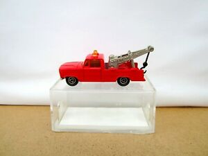 Majorette No.212 Dodge Tow Truck - Red - Boxed