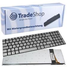Orig Tastatur QWERTZ Deutsch Beleuchtung für Asus N76VJ N76VM N76VZ Q550LF