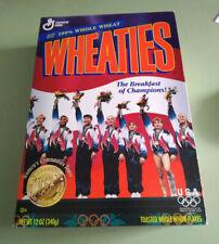 Vintage Cereal primes canadien 11 sports olympiques Plastique Chiffres