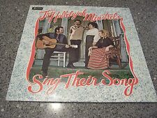 """The Hallelujah Minstrels """"Sing Their Song"""" SEALED NM SKYLITE GOSPEL LP"""