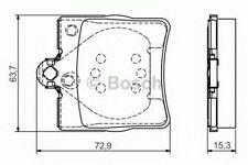 Brake Pads Set 0986495080 Bosch 05126300AA 05139902AA 5126300AA 5139902AA 21919