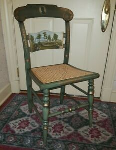 Hitchcock Limited Edition Presidential Series Chair 1976 Andrew Jackson
