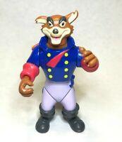 Vintage 1991 Disney Playmates Talespin Don Karnage Action Figure Intact