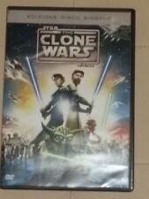 DVD Star Wars - The Clone Wars movie film