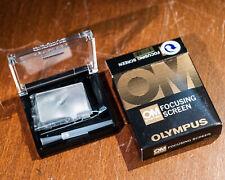 Olympus OM Focusing screen OM-1 OM2 OM-3 OM4ti
