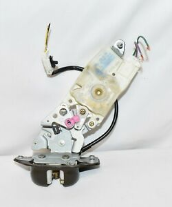 TESTED 05-15 Nissan Xterra Rear Liftgate Latch Lock Actuator Tail Gate A3A04