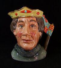 Royal Doulton Henry V Large Character Jug - D6671 - Made in England