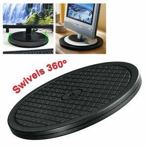 "10"" Heavy Duty 360 Degree Rotating Display Platform Turntable Revolving Stand"