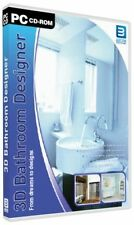 Arcon 3D Badezimmer Designer Home Design Software 2D/3D PC DVD-ROM #K2133