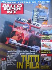 Autosprint n°9 2000 Ferrari F1-2000 Tutti in Fila [P18]