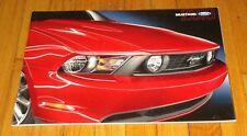 Original 2010 Ford Mustang Sales Brochure Shelby GT500 V6 GT Premium