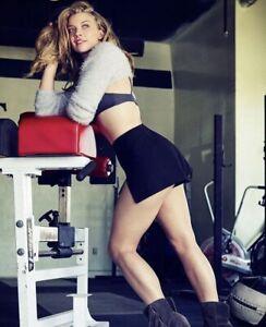 NATALIE DORMER -SHOWING OFF HER GREAT BODY !! NICE LEGS !!!