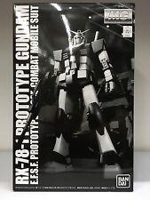 Premium Bandai 0189520 Mg 1/100 Rx-78-1 Prototype Gundam Msv Version 2.0 Japan