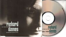 RICHARD DAVIES The Story So Far 1998 UK 11-trk promo test CD