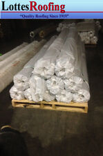 25 rolls 45 MIL 20' x 100' BLACK EPDM RUBBER  ROOF  BY THE LOTTES COMPANIES