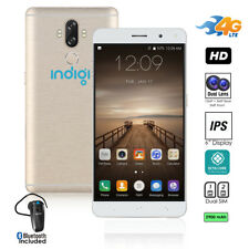 4G LTE 6inch Android 7 Smartphone by Indigi (GSM Unlocked + Octa-Core @ 1.3ghz)