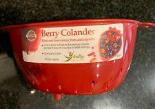 Strawberry Shaped Colander