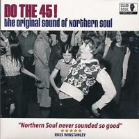 DO THE 45! The Original Sound Of Northern Soul NEW & SEALED 2X Vinyl EP (CHARLY)
