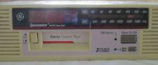 GE Under the Counter AM/FM/Cassette payer vintage Model 7-4275A