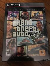 Grand Theft Auto V Special Edition ( Sony PlayStation 3 ) Factory Sealed