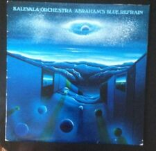 Kalevala Orchestra - Abraham's Blue Refrain RARE FINLAND prog psych LP