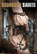 THE BOONDOCK SAINTS - GUNS POSTER - 24x36 REEDUS DAFOE 30079