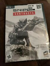 NEW - Sniper Ghost Warrior Contracts (PC 2019 Steam Game) Free ShipN! Shooter