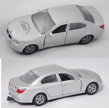 Siku Super 1045 BMW 545 i, www.sikumodels.com / 2005, Werbemodell, ca. 1:58