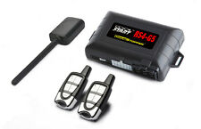 Crimestopper RS4-G5 Remote Start System + Fortin KEY-OVERRIDE-ALL Bypass Module