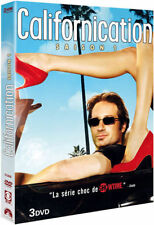 Californication - L'intégrale Saison 1  COFFRET 3 DVD  - Neuf