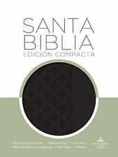 Santa Biblia Compacta-Rvr 1960 by Rvr 1960- Reina Valera 1960: New