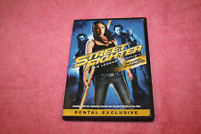 Street Fighter: The Legend of Chun-Li (DVD, 2012)