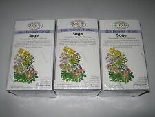 3 x 30 Tea bags Hilde Hemmes Sage (2.5g each bag) (90 bags in total)